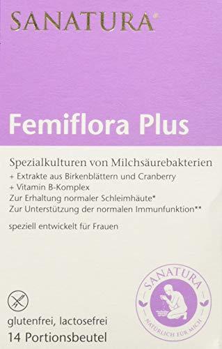 mächtig Sanatura Femiflora Plus, 105 g