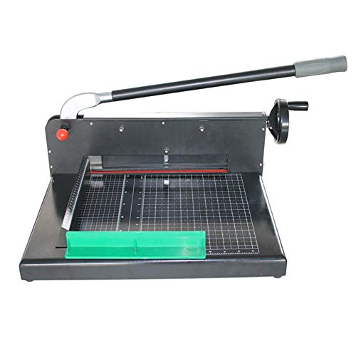 Brand New Heavy Duty All Steel 12.2in A4 Stack Paper Cutter Guillotine Trimmer
