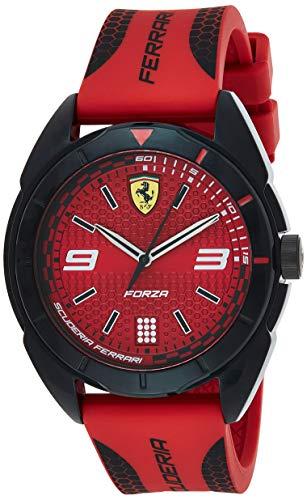 Scuderia Ferrari Unisex-Armbanduhr 830517