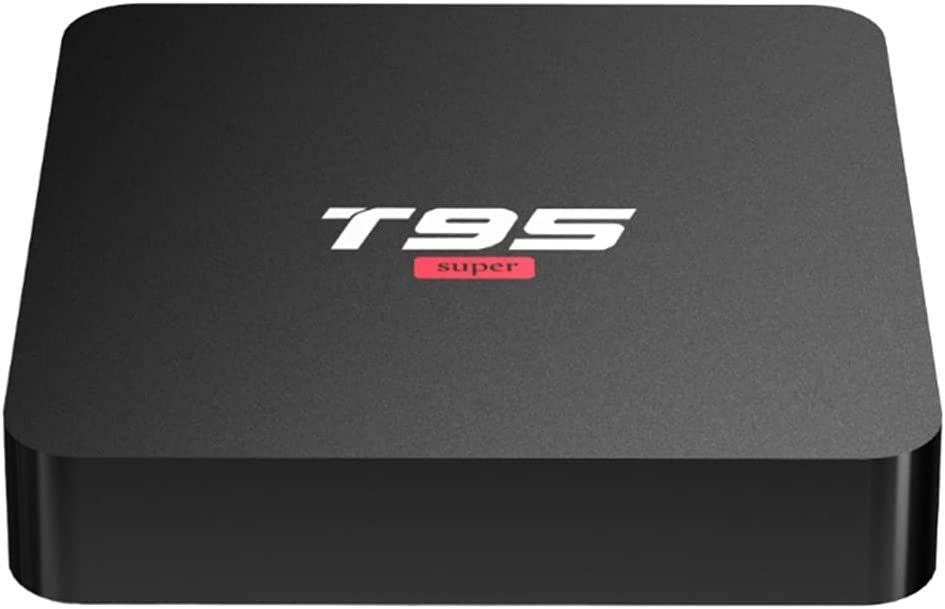 Monland Home Theater Super Android 10.0 Tv Set-Top Box Player 4K 2+16G WiFi Media Player Tv Box HDTV Box US Plug