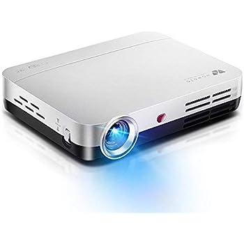 WOWOTO 3D Videoproyectores, 3500Lumens 1280x800 Resolución ...