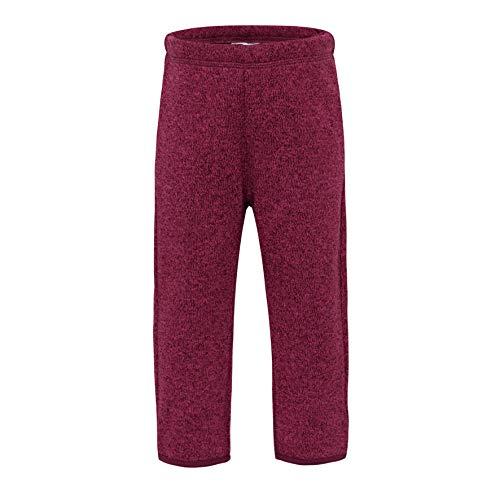 LEGO Wear Duplo Unisex Lwpan 705-Fleecehose, Pantalon Mixte bébé, Rose (Dark Pink 496), 98