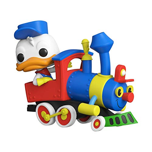 Funko Pop! Train: Disneyland 65th Anniversary - Donald Duck w/ Engine