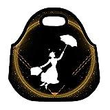 ZMvise Mary Poppins Bolsas de Almuerzo,Bolsas de Aislamiento,Cajas de Picnic Reutilizables