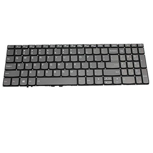 Teclado del Ordenador portátil para For Lenovo V155-15API Color Negro Versión en inglés de EE. UU.
