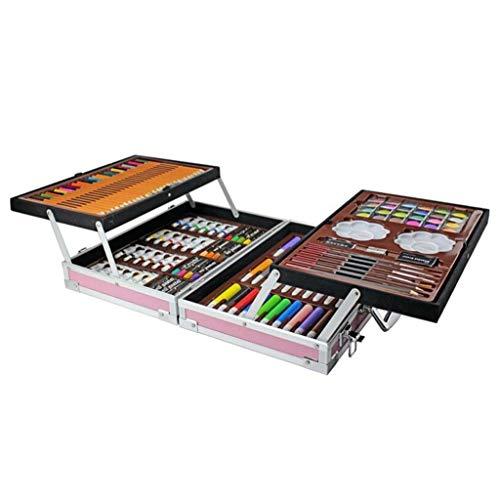 ZBQLKM 208-Pegeo en Caso de acrílico, Color de Agua, Bosquejo, lápices de carbón y Color, Colorear y Dibujar lápices de Dibujos para niños, Adultos y Artistas