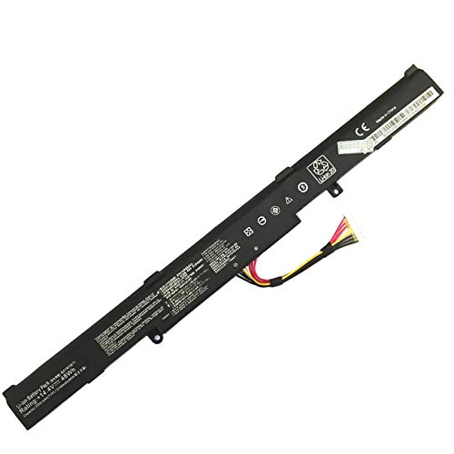 XITAIAN 14.4V 48Wh A41LP4Q A41N1611 Ersatz Laptop Akku für ASUS GL553 GL553VW GL553VD GL553VE FX53VD GL753V GL752VW FX53VD