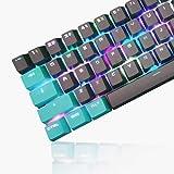 XVX Custom Keycaps 60 Percent,PBT Key caps...