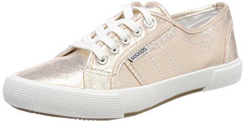 Dockers by Gerli Damen 36PE201-700760 Sneaker, Pink (Rosa 760), 40 EU