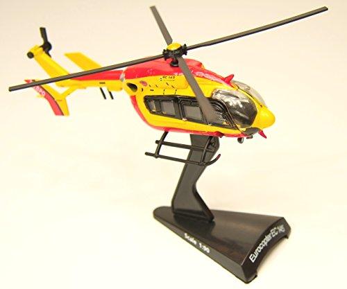 Générique HELICOPTERE Eurocopter EC 145 SECURITE Civile F ZBPQ 1/90