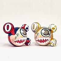 ComplexCon オリジナル 希少 世界限定 村上隆 Takashi Murakami x Mr DOB Figure By BAIT x SWITCH Collectibles (gold + originalセット)