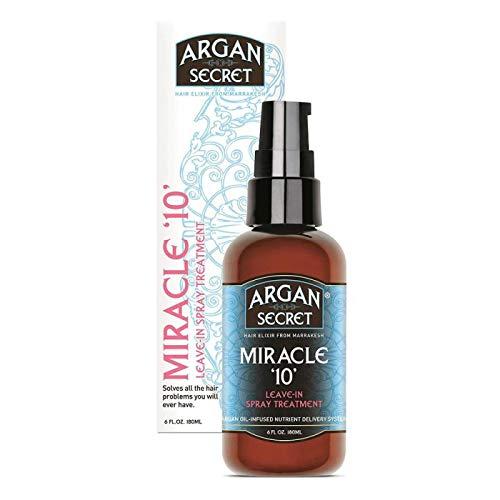Argan Secret Miracle 10 Leave In Spray Treatment
