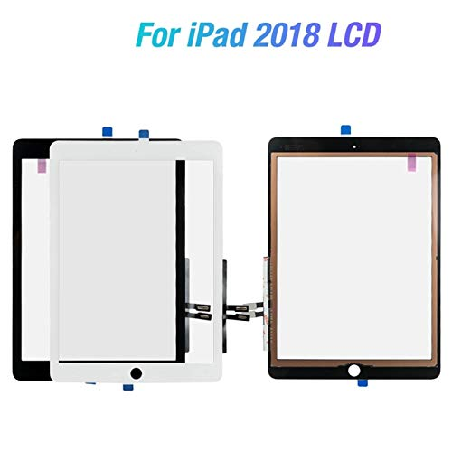 Screen replacement kit Fit For IPad 9.7 2018 Version Fit For IPad 6 6th Gen A1893 A1954 Touch Screen Digitizer Display Front Outer Panel Glass Assembly Repair kit replacement screen
