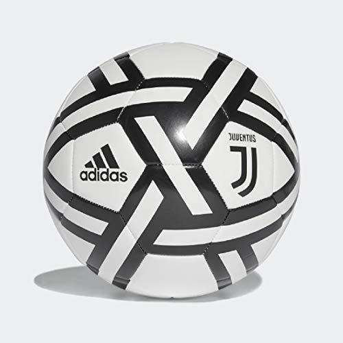 adidas Herren Juventus Football Fußball, White/Black, 5