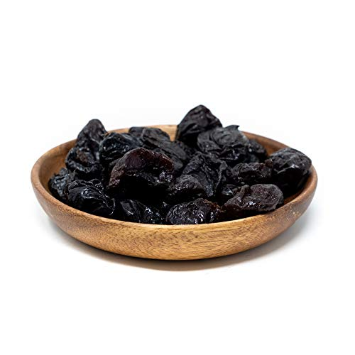 Bella Viva Orchards Organic Dried Pitted Prunes, Sweet no Sugar Added, 2.5 lbs of Dried Fruit