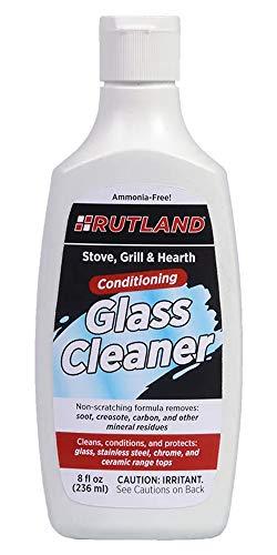 ルトランド(Rutland) 薪ストーブ用ガラスクリーナー (236ml x 1個) [並行輸入品]