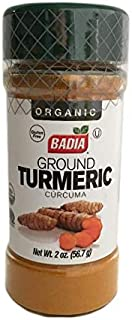 2 oz Organic Turmeric Ground Powder/Curcuma Organica Molida Polvo Kosher