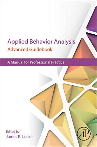 Best applied behavior analysis cooper for 2020