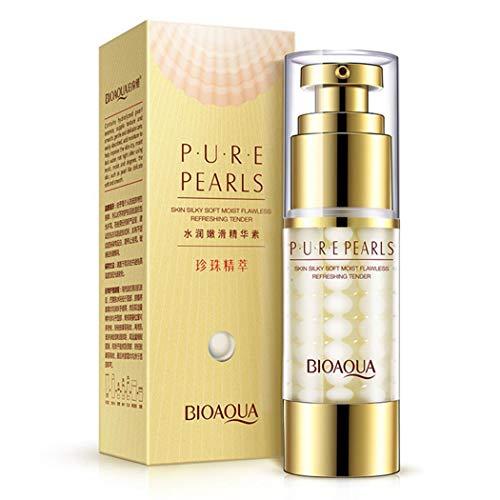 Scallop Pearl Essence Flüssigkeit Anti Falten Anti Aging Feuchtigkeitsspendende 30g