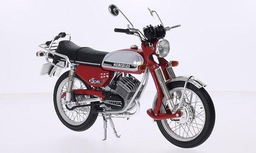 Hercules K 50 RL, rot, 1975, Modellauto, Fertigmodell, Schuco 1:10