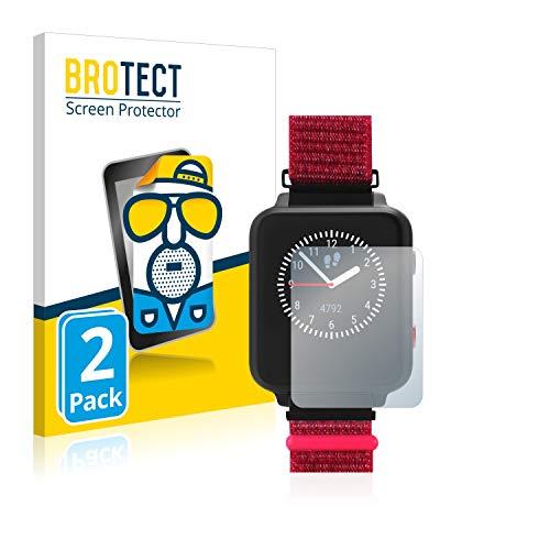 BROTECT 2X Entspiegelungs-Schutzfolie kompatibel mit Anio 5 Displayschutz-Folie Matt, Anti-Reflex, Anti-Fingerprint