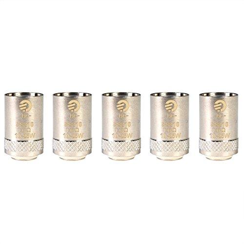 Joyetech BF SS316 Coils (1,0 Ohm), Riccardo Verdampferköpfe für e-Zigarette, 5 Stück