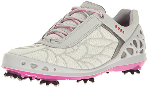 Ecco ECCO Damen Women's Golf CAGE Golfschuhe, Grau (379CONCRETE), 36 EU