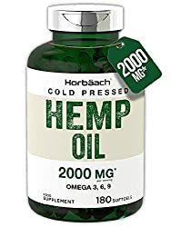 HIGH STRENGTH: delivering 2000mg Hemp Seed Oil per serving NATURAL SOURCE of Omega 3-6-9 for Joint, Heart & Brain Health to Support Healthy Cholesterol Levels NATURAL SERENITY: a great alternative to Fish Oil, and much more sustainable! NATURES TRUTH...