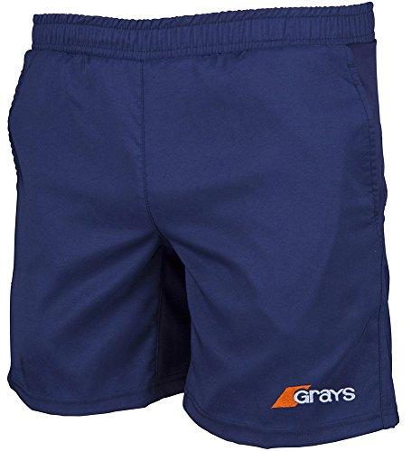 GRAYS Junior Axis Shorts – Dark Navy (7-8)