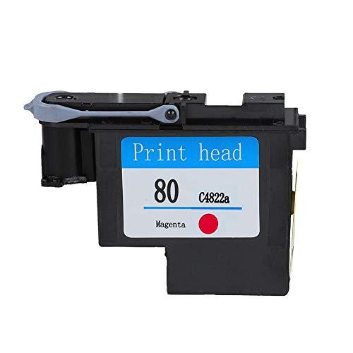 Mugast printkop, hoogwaardige originele inktcartridge voor HP1000/HP1050/HP1055 printer, C4820a zwart, C4822a Magenta, C4823a geel, C4821a cyaan, CMYK (optioneel), Rood C4822a