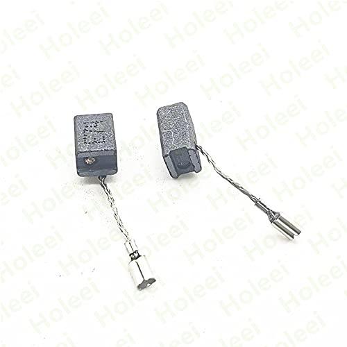 banapo 1 par (2 Piezas) Cepillo de carbón GWS 7 con Corte 6,5 * 8 * 13 mm reemplazar para Bosch GWS7 GWS 7-100 GWS 7-125 GWS7-100 Amoladora Angular pequeña