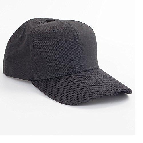ViView Casquillo del Sombrero de la cámara de grabación de vídeo HD 1080p de Gran Angular de un tamaño Negro