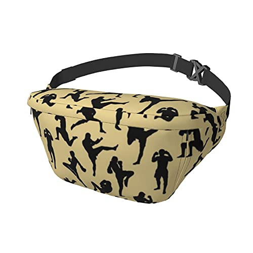 Muay Thai Brusttasche, Herren und Damen...