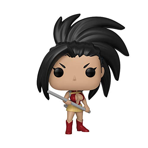Pop! Figura De Vinil: Animation: My Hero Academia - Yaoyorozu