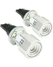 ONSUNLED正規品 T10 T15 T16 兼用 爆光LED バックランプ ハイパワー ホワイト アルミヒートシンク搭載 無極性 後退灯 一年保証付き