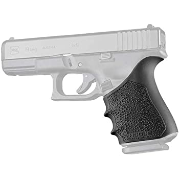 Hogue Hunting Grip Beavertail Sleeve, Glock 19 Gen 1-2-5,