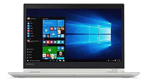 Topseller Thinkpad Yoga 370 Touch Laptop con Intel Core i7-7500U, 16 GB DDR4 RAM, 512 GB SSD - 13,3' - Plata - 20JH0021US
