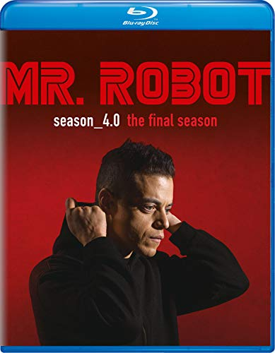 Mr. Robot: Season 4 [Blu-ray]