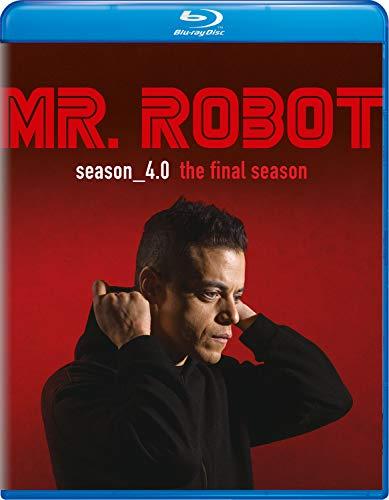 Locandina Mr Robot: Season 4 (4 Blu-Ray) [Edizione: Stati Uniti]