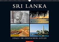 SRI LANKA (Wandkalender 2022 DIN A3 quer): Perle im indischen Ozean (Monatskalender, 14 Seiten )