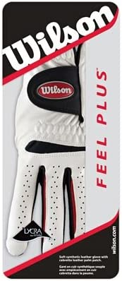 Super Special SALE held WILSON FEEL Austin Mall PLUS ALL WEATHER MEN'S GLOVE. HAND RIGHT GOLF LARGE.