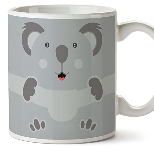 MUGFFINS Koala Tazas Originales Desayuno - Animales