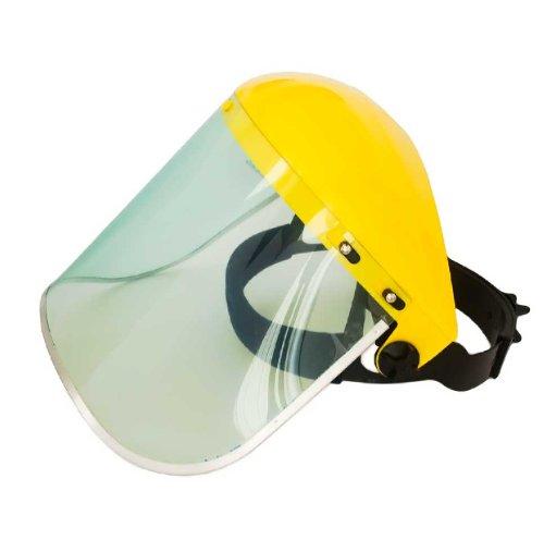 Viwanda Gesichtsschutz mit aluminiumverstärkten Visier EN 166
