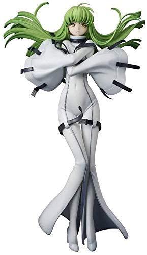 SHUMEISHOUT The New Code Geass Anime Action Doll 9.05 pulgadas PVC muñeca colección modelo personaje estatua juguete