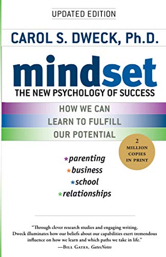 Real Estate Investing Books! -  Mindset: The New Psychology of Success