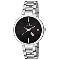 IIK COLLECTION Silver Dial Women's   Girls' Watch