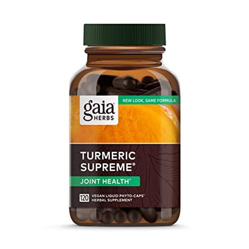 Gaia Herbs Turmeric Supreme Joint - 120 Capsules