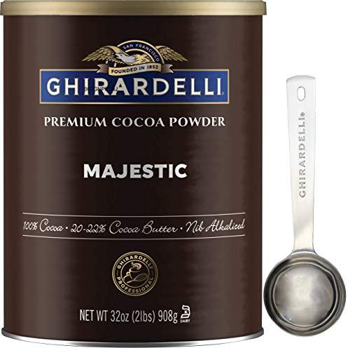 Ghirardelli Majestic Premium Cocoa Powder