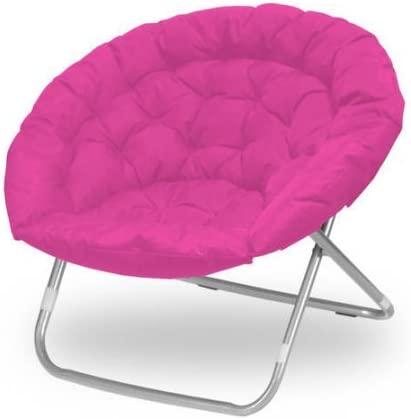 Oversized Folding Moon Chair Multiple Round Large Long Beach Mall Colors National uniform free shipping Pin