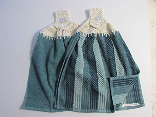 Top 10 Best Selling List for crochet kitchen towels
